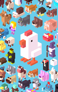 Crossy Road – Miniaturansicht des Screenshots