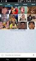 Screenshot of Messenger Memes (Free)
