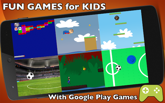 Games for Kids APK screenshot thumbnail 1