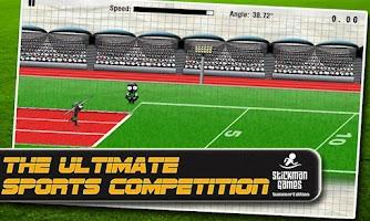 Screenshot of Stickman Games : Summer