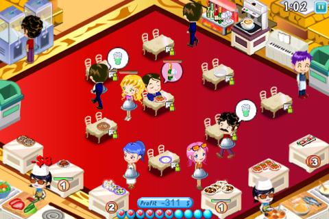 Buffet Tycoon - screenshot