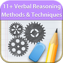 11+ Verbal Reasoning M. & T. icon