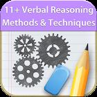 11+ Verbal Reasoning M. & T. icon