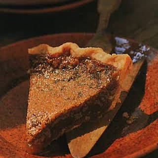Maple Syrup Pie.