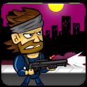 Zombie survival logo