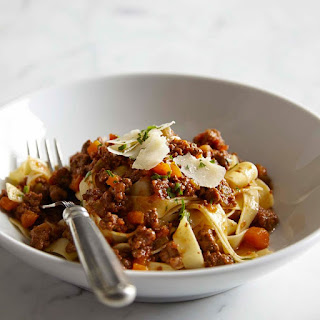 Multi-Cooker Bolognese with Fettuccine Recipe