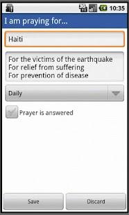 Prayer Popper- screenshot thumbnail