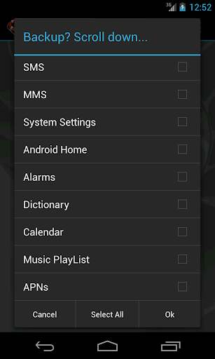 Download My Backup Pro MOD APK 3