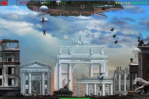 SkyGuard- screenshot