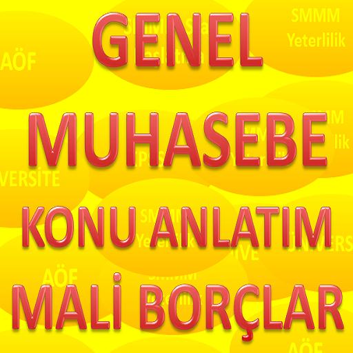 GENEL MUHASEBE MALİ BORÇLAR