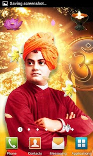 Swami Vivekanand Wallpaper LWP- screenshot thumbnail