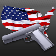 Concealed Carry App - CCW Laws 2.2.1 Icon