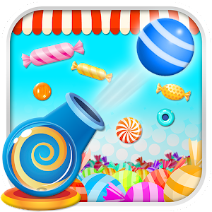 Candy Shoot Funny for PC and MAC