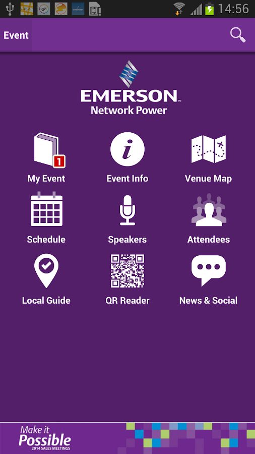 Emerson Network Power Events - Android Apps on Google Play