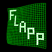 Flapp - Live Wallpaper Flag