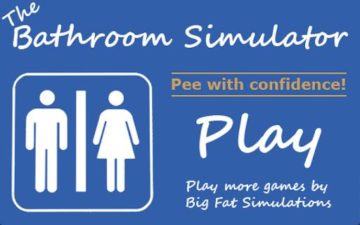 Bathroom Simulator
