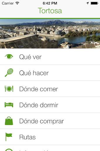 【免費旅遊App】Tortosa Turisme-APP點子