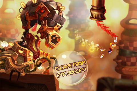 Rayman Fiesta Run screenshot 5