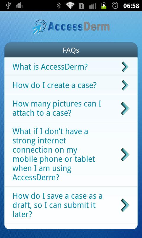 AccessDerm 2- screenshot