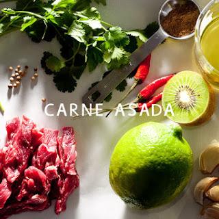 Flat-Iron Carne Asada