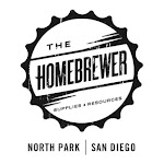 Logo of Home Brewing Coaster
