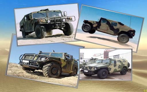 Military Truck Drive Simulator