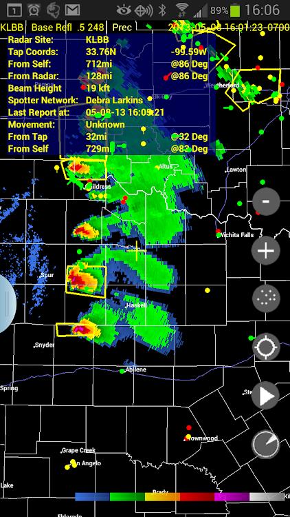 Radar Alive Pro Weather Radar – (Android Applications) — AppAgg
