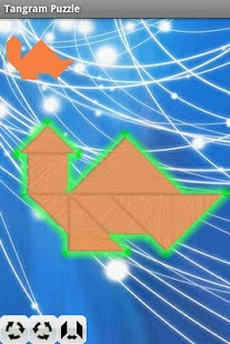 Tangram Puzzle- screenshot thumbnail