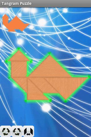 Tangram Puzzle- screenshot