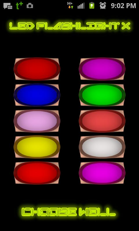 LED FlashLight X- screenshot