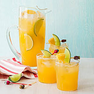 Pineapple-Lime Cooler.