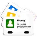 Groupy / contact by group icon