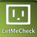 LetMeCheck logo