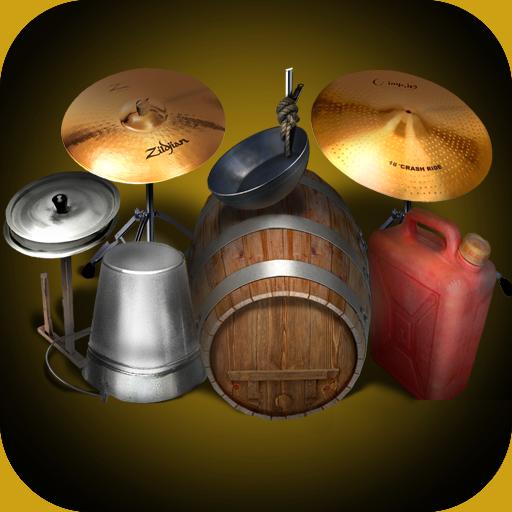 Garage Drummer LOGO-APP點子