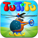 TuTiTu Helicopter icon
