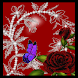 Butterfly, roses. diamonds LWP