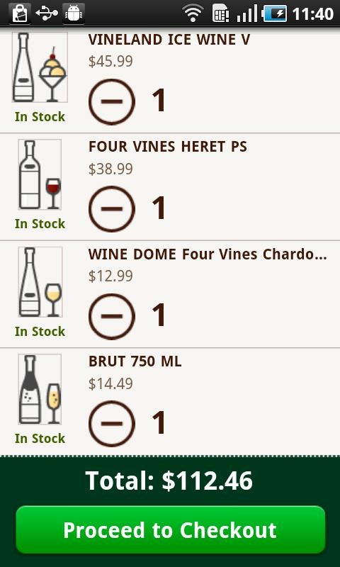 Roland Park Wines & Liquor - screenshot