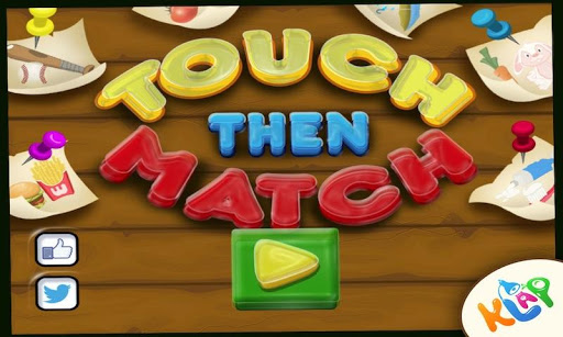 Touch Then Match
