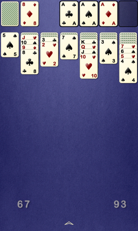 Solitaire (NoAds)- screenshot