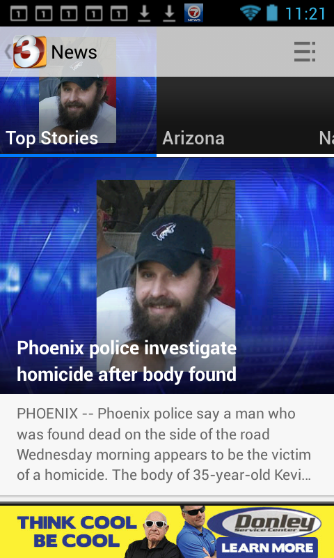 3TV Phoenix News - screenshot