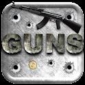 GUNS FREE logo