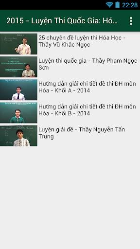 2015 - Luyện Thi Quốc Gia: HH