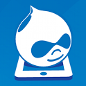 DrupalGap icon