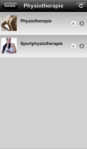 Physiotherapiepraxis Wiggert 1.6.5 screenshots 2