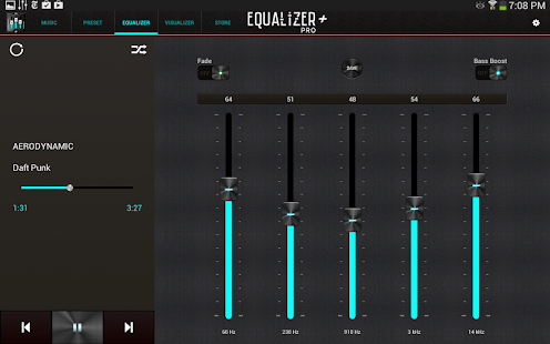 Equalizer + Pro (Music Player) 0.10 APK
