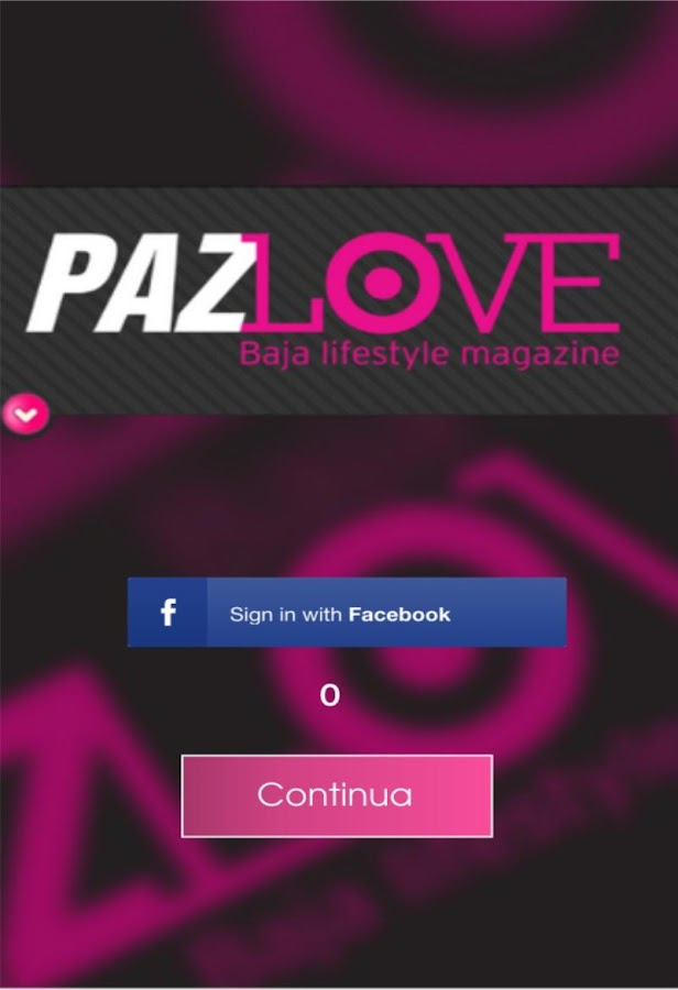 PazLove Lifestyle Magazine- screenshot