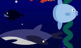 Screenshot of Touch and Find! Sea Creatures