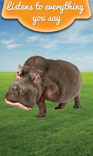Talking Hippo - screenshot thumbnail