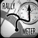 RallyMeter Historic rally tool logo