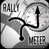 RallyMeter Historic rally tool